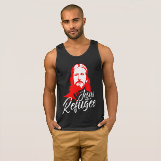 Jesus Men's Dark Tank Top