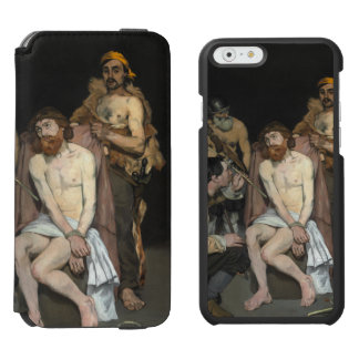 Jesus Mocked by the Soldiers by Edouard Manet Incipio Watson™ iPhone 6 Wallet Case