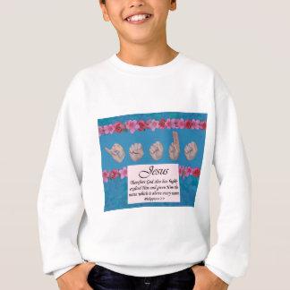 Jesus Name Above All Names Sweatshirt