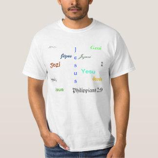 Jesus' Name T-Shirt