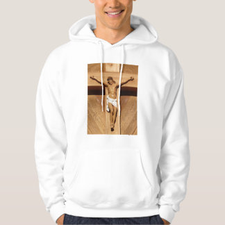 Jesus on the Cross Hoodie