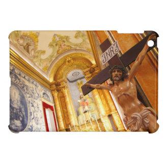 Jesus on the cross iPad mini case