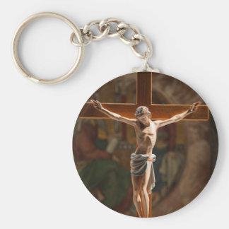 Jesus-on-the-Cross Keychain