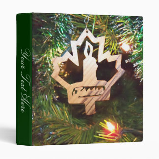 Jesus Ornament Binder