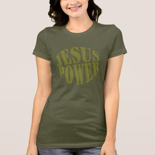 Jesus Power T-Shirt