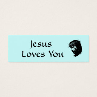 Jesus Profile Card