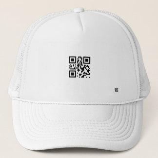 Jesus qr Code Hat