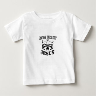 Jesus raises the roof yeah baby T-Shirt