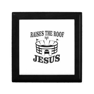 Jesus raises the roof yeah gift box