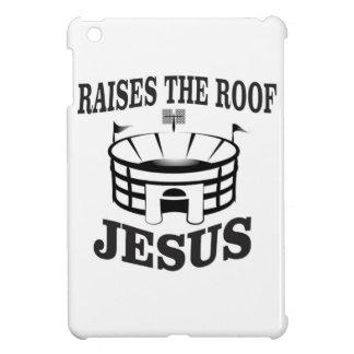 Jesus raises the roof yeah iPad mini cover
