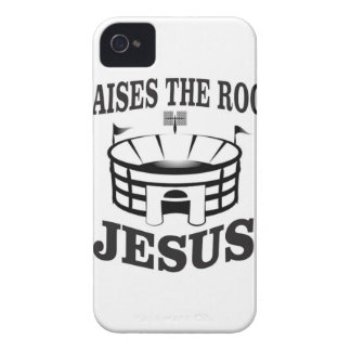 Jesus raises the roof yeah iPhone 4 covers