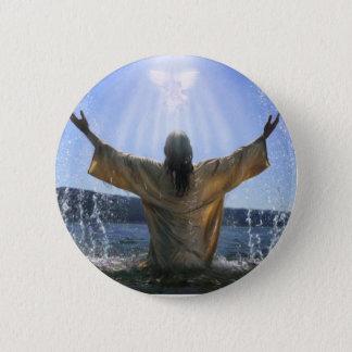Jesus Reigns 2 Inch Round Button