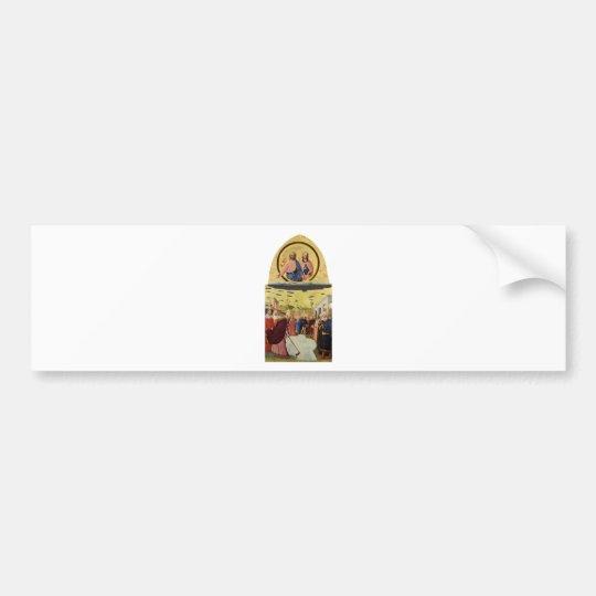 Jesus Rides a UFO Bumper Sticker