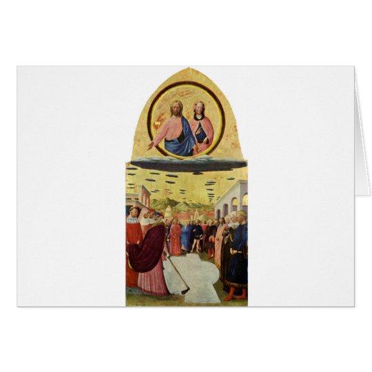 Jesus Rides a UFO Card