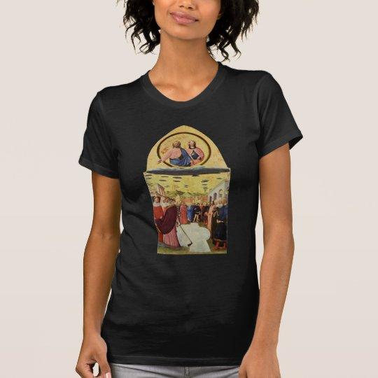Jesus Rides a UFO T-Shirt