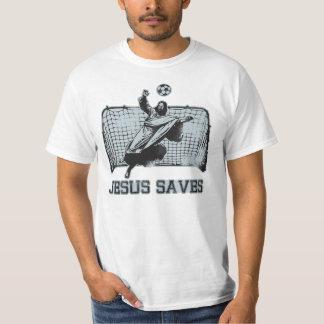 Jésus sauve le T-shirt