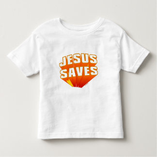 Jesus Saves christian gift Tshirt