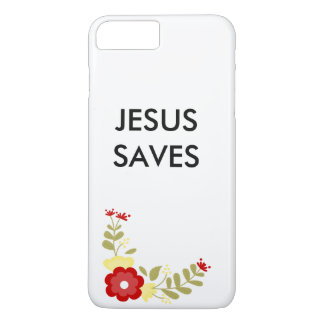 Jesus Saves Iphone Case