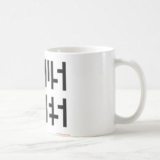 Jesus Saves logo Classic White Coffee Mug