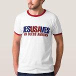 Jesus Saves Tshirts