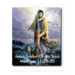 Jesus Saviour Of My Soul Postcards