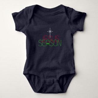 Jesus Season Baby Bodysuit