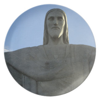 Jesus sees everything plate
