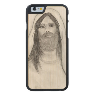 JESUS STANDING II CARVED MAPLE iPhone 6 CASE