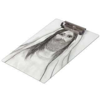 JESUS STANDING II CLIPBOARD