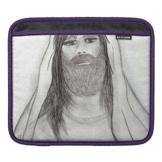 JESUS STANDING II iPad SLEEVE