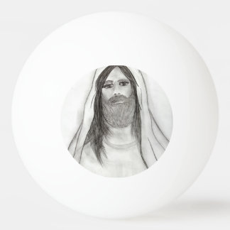 JESUS STANDING II PING PONG BALL