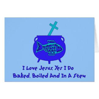 Jesus Stew Card