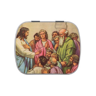 Jesus Teaches a New Command