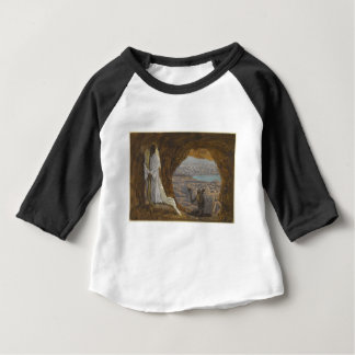 Jesus Tempted in Wilderness Baby T-Shirt