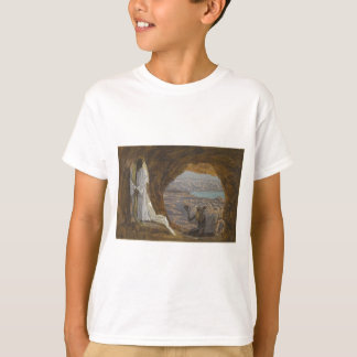 Jesus Tempted in Wilderness T-Shirt