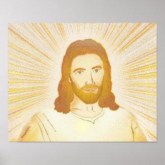 Jesus the Christ Poster