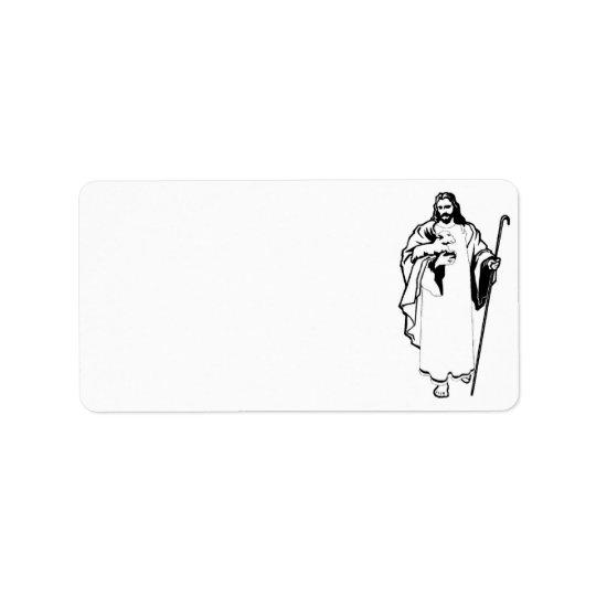 Jesus & The Lamb Label