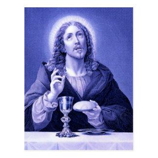 Jesus The Redeemer Postcard