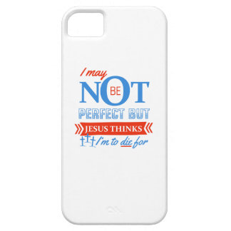 Jesus thinks I'm to die for Case For The iPhone 5