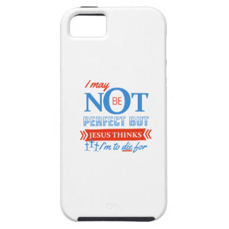 Jesus thinks I'm to die for iPhone 5 Cases
