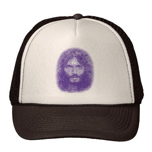 Jesus Thumbs Up Mesh Hats