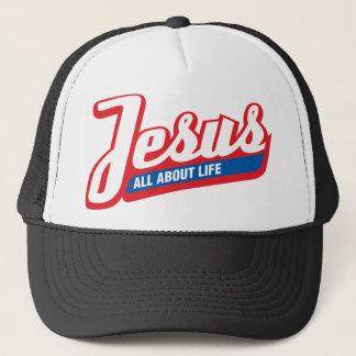 Jesus Trucker Cap