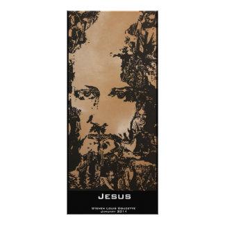 """Jesus"" Value Bookmark Full Color Rack Card"