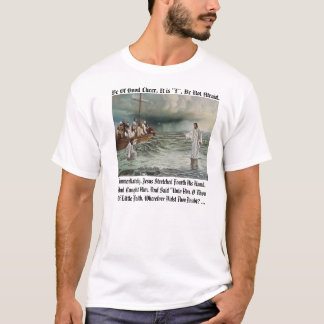 Jesus Walking On Water T/shirt T-Shirt