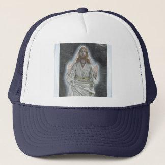 Jesus walks on the sea hat