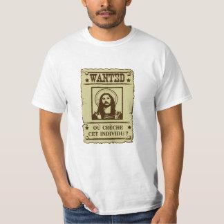Jesus Wanted Christ T-Shirt