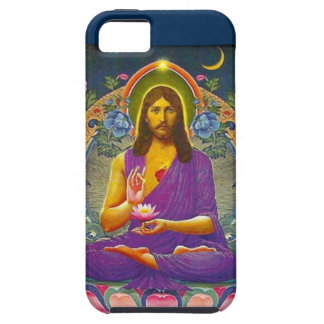 Jesus Was A Yogi iPhone 5 Covers