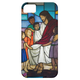 Jesus with children iPhone 5 cover