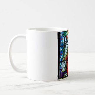Jesus with Childrens Coffee Mug