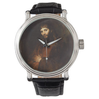 Jesus with His Arms Crossed Watches